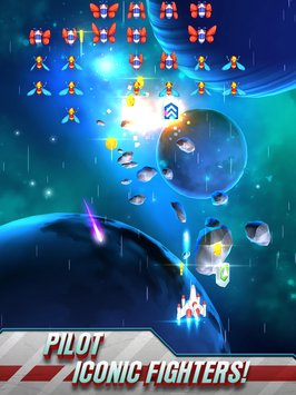 Скриншот Galaga Wars