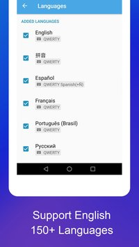 Скриншот TouchPal Keyboard Pro – type with AI assistant