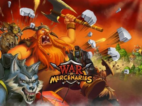 Скриншот War of Mercenaries