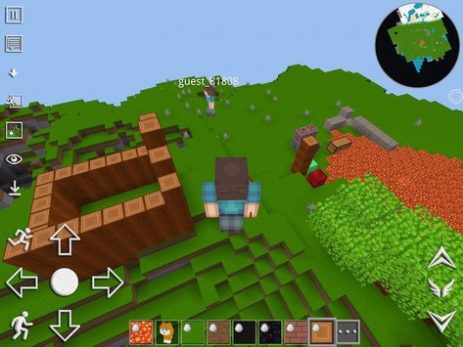 Скриншот Mine World Craft
