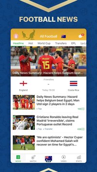 Скриншот All Football – Latest News & Videos