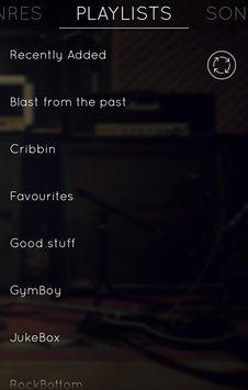 Скриншот Music Player 5