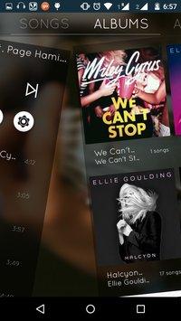 Скриншот Music Player 7