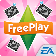 Cover art of «The Sims™ FreePlay» - icon