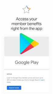Скриншот Google One