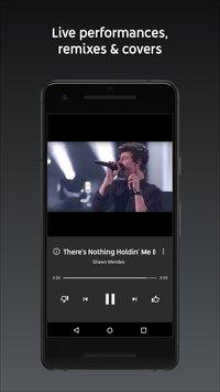 Скриншот YouTube Music