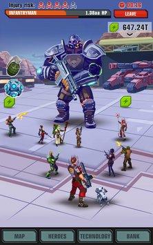 Скриншот Evolution: Heroes of Utopia