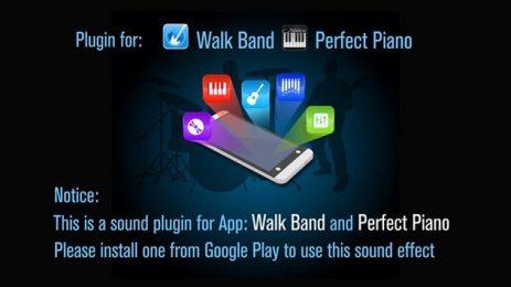 Скриншот Acoustic Bass Sound Plugin