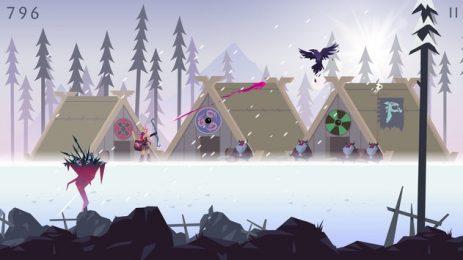 Скриншот Vikings: an Archer's Journey