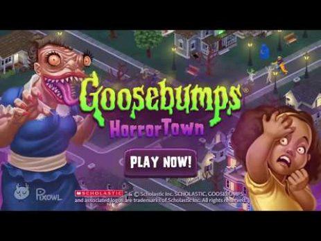 Скриншот Goosebumps