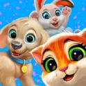 Garden Pets - бесплатная игра 3 в ряд android