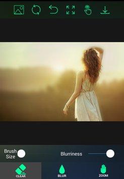 Скриншот Blur Image Background Editor