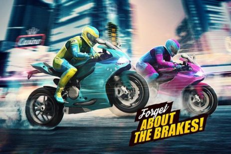 Скриншот Top Bike: Racing & Moto Drag