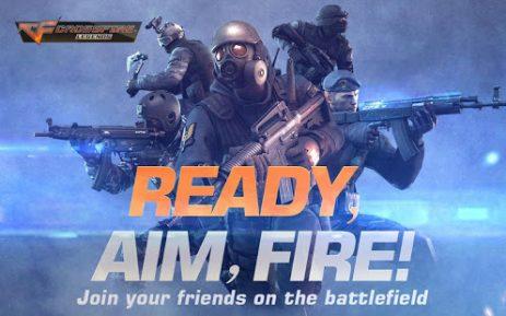 Скриншот CrossFire: Legends