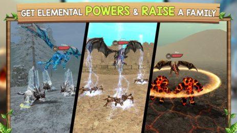 Скриншот Симулятор Дракона Онлайн