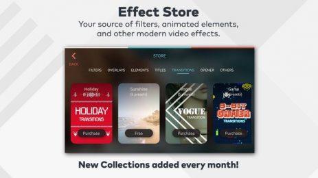 Скриншот FilmoraGo – Free Video Editor