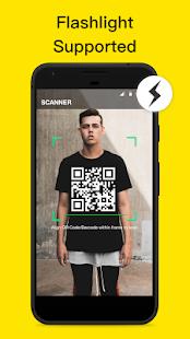 Скриншот QR Scanner