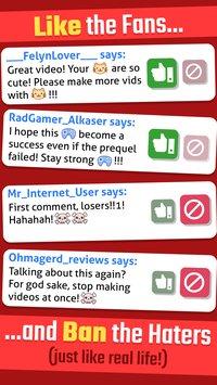 Скриншот Vlogger Go Viral – Tuber Game