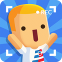 Vlogger Go Viral – Tuber Game - icon