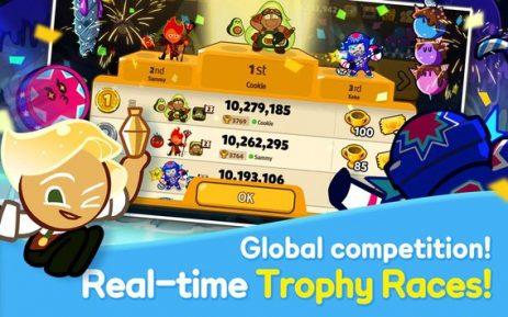 Скриншот Cookie Run: Побег из печи