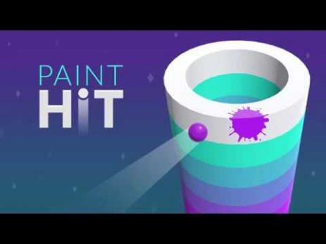 Скриншот Paint Hit
