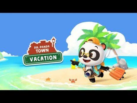 Скриншот Dr. Panda Town: Vacation