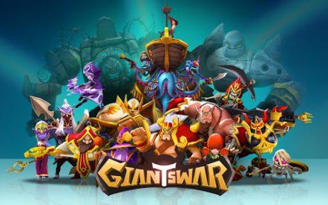 Скриншот Giants War
