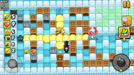 Скриншот Bomber Friends