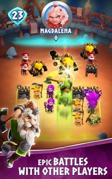 Скриншот Legend of Solgard