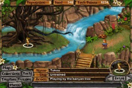Скриншот Virtual Villagers 4 – Free