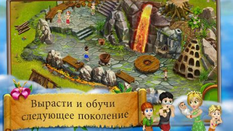 Скриншот Virtual Villagers Origins 2