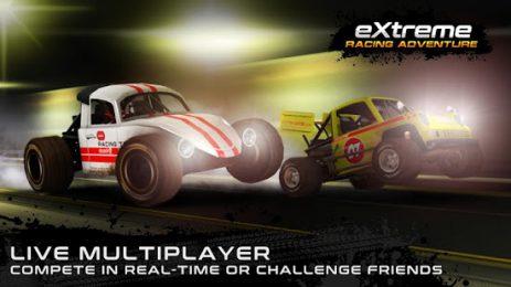 Скриншот Extreme Racing Adventure