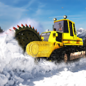 Snow Driving Rescue Plow