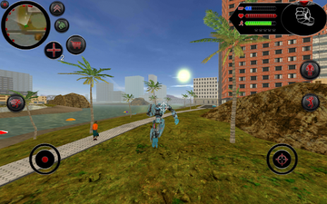 Скриншот Robot Shark