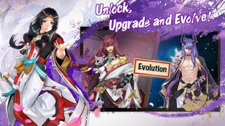 Скриншот Onmyoji