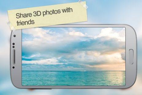 Скриншот 3D Camera 2