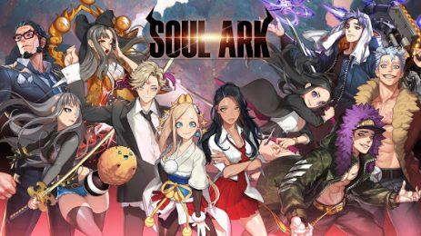 Скриншот Soul Ark
