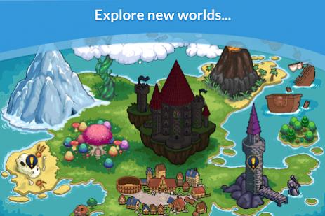 Скриншот Prodigy