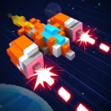 Space War: Пиксельный 2D ретро шутер on android