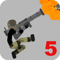 Stickman Backflip Killer 5 - icon