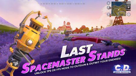 Скриншот Creative Destruction