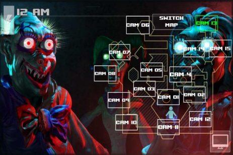 Скриншот Ночи в Zoolax: Клоуны зла Free