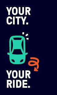 Скриншот Beat – Ride app