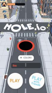 Скриншот Hole.io