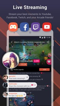 Скриншот Omlet Arcade