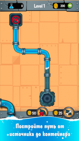 Скриншот Water Pipes Classic