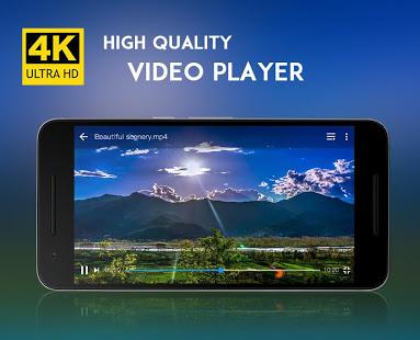 Скриншот HD Video Player – Media Player