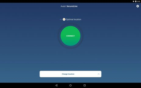 Скриншот Avast SecureLine VPN