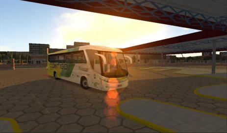 Скриншот Heavy Bus Simulator