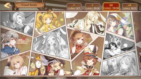 Скриншот Food Fantasy